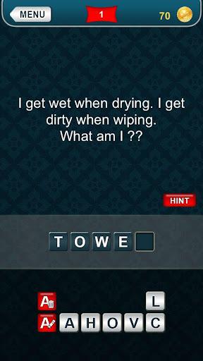 What am I? - Little Riddles screenshot