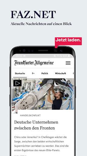 FAZ.NET - Nachrichten App Apk 1