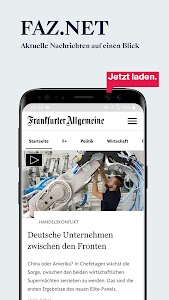 FAZ.NET - Nachrichten App 10.17.0 (Subscribed)