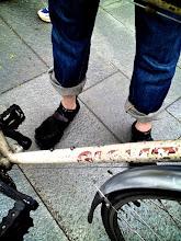 Photo: Bike to Work 12: Five Fingers and a Rusty Bike