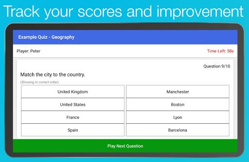 Topgrade Quiz Maker 2.5.4 screenshots 13