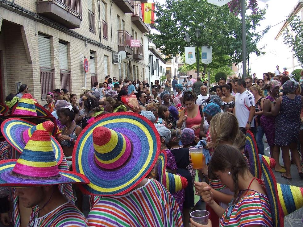 portada imagenes fiestas patronales 2012