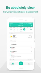 WeCal - Smart Calendar+Weather- screenshot thumbnail