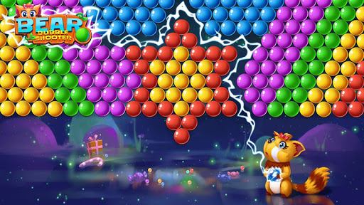 Bubble Shooter : Bear Pop! - Bubble pop games apktram screenshots 23