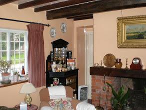 Photo: Norfolk Coast Path - From Warham to Wiveton - Livingroom at The Three Horse Shoes (Warham)