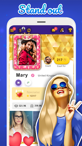 Kiss me: Spin the Bottle, Online Dating and Chat apkpoly screenshots 6