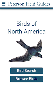 Peterson Birds North America- screenshot thumbnail