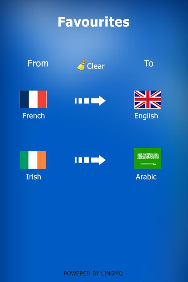 Translate 4 Me- screenshot