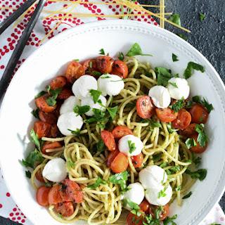 RoastedTomato Summer Spaghetti.