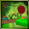 Jungle crash Saga run icon
