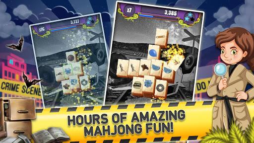 Mahjong Crime Scenes: Mystery Cases  captures d'écran 2