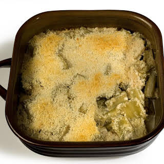 Thyme-Infused Cardoon Gratin.