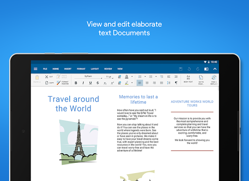 OfficeSuite Pro + PDF (Trial)  Wallpaper 9
