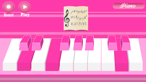 Pink Piano 1.1 screenshots 2