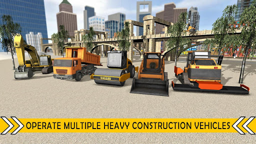 Road Builder City Construction 1.0.8 screenshots 11