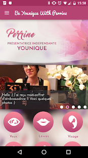 Be Younique With Perrine- screenshot thumbnail