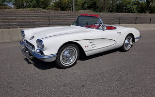 Chevrolet Corvette C1 Rent Grand Est