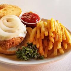 rotating menu - crispy chicken sandwich