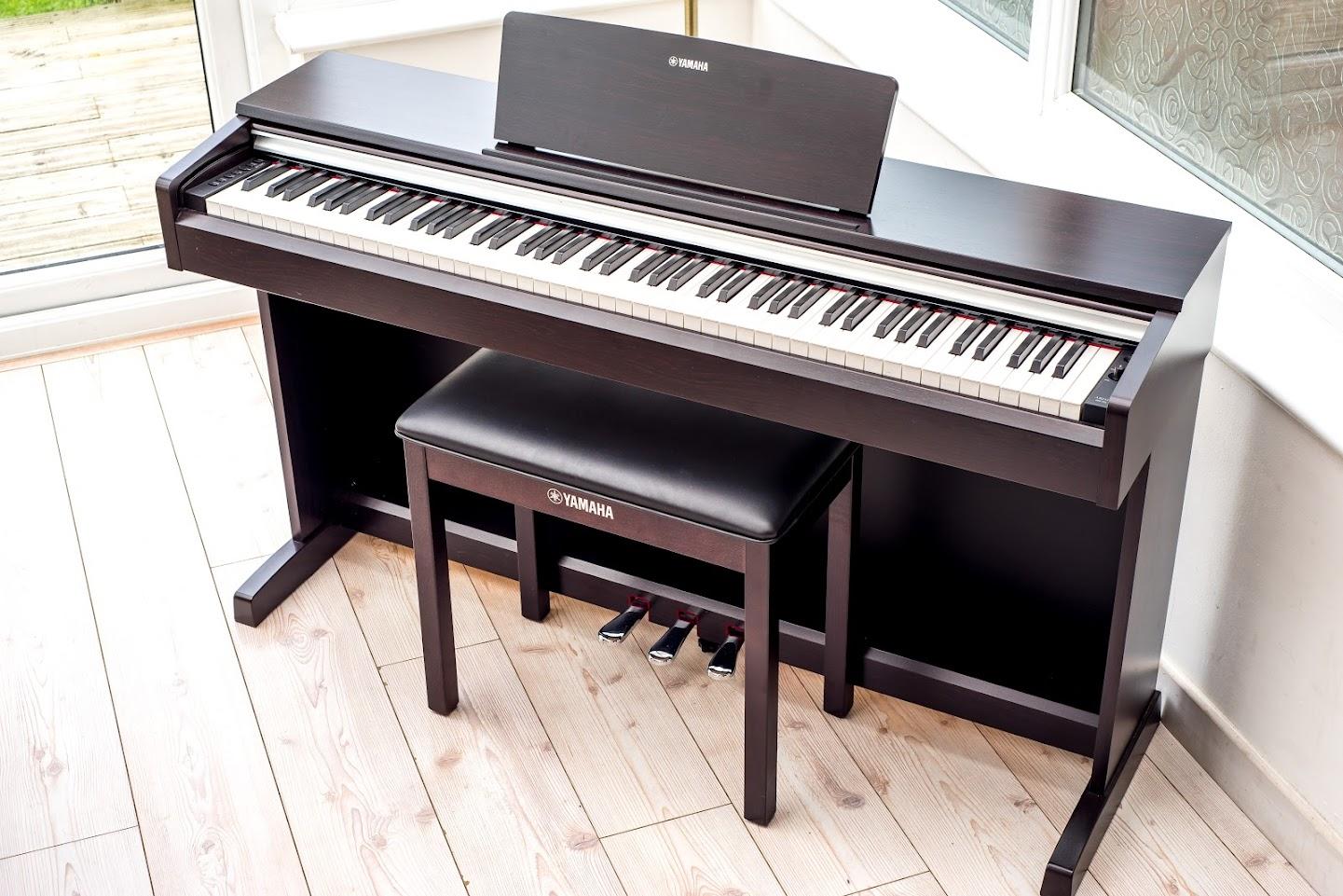 Yamaha Weighted Keyboard : yamaha arius ydp 142 full size digital piano 88 key weighted keyboard stool ebay ~ Russianpoet.info Haus und Dekorationen