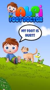 Alpi - Foot Doctor for Kids - náhled