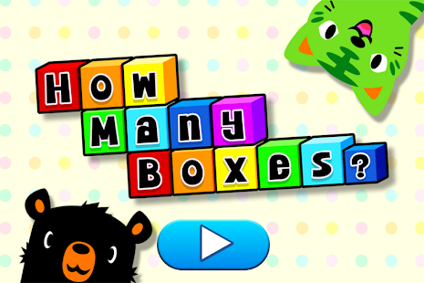 Preschool Kids How many Boxes?- screenshot thumbnail