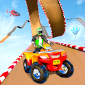 Bike Stunt Race 3D - Quad Bike icon