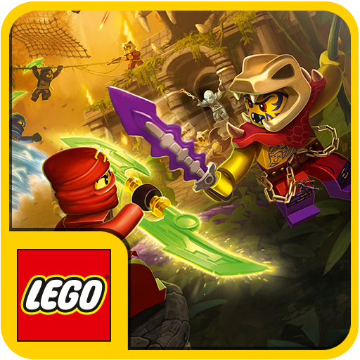 LEGO® Ninjago Tournament Theme