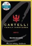 Castelli Family Vineyards Sangiovese