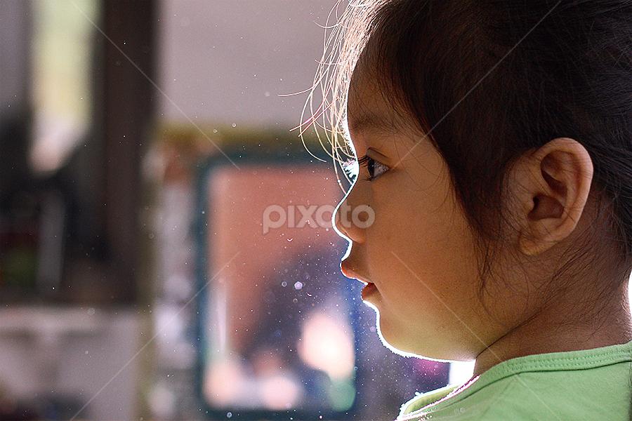 gabrielle by Ateddi S - Babies & Children Child Portraits