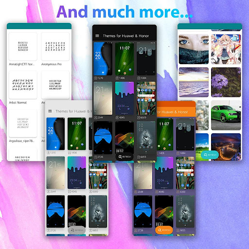 Themes for Huawei & Honor 15.2.24-googleplay Screenshots 3