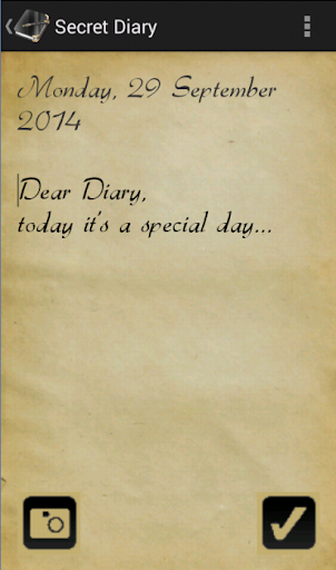 Secret Diary screenshot 3