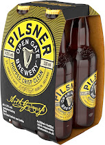 Guinness Pilsner Beer - 4 x 330ml