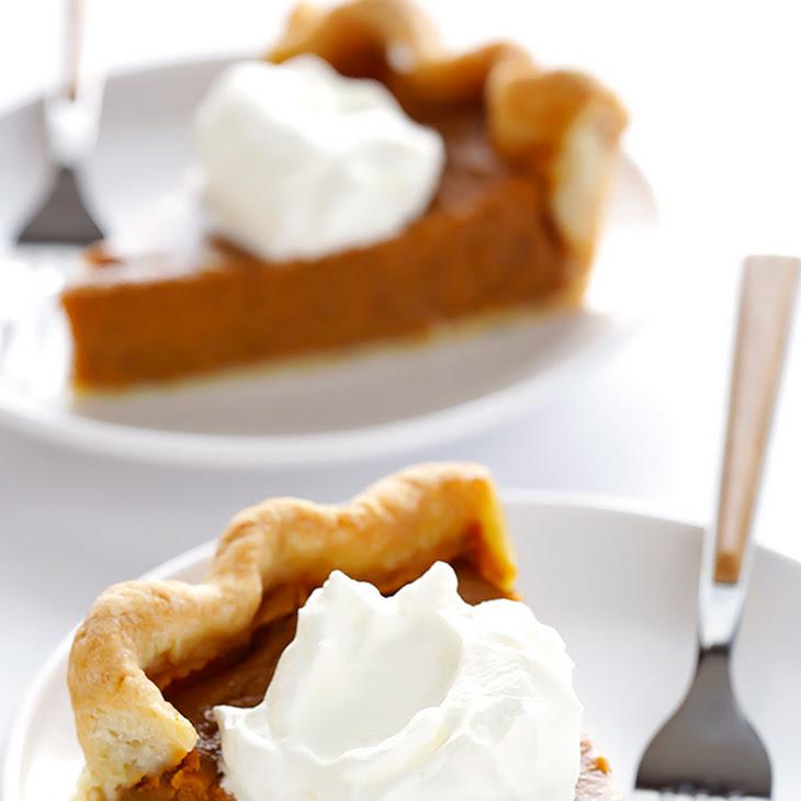 Bourbon Pumpkin Pie Recipe | Yummly