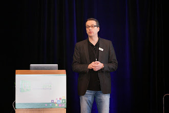 Photo: See the Keynote here: https://www.qtdeveloperdays.com/north-america/keynote-insider%E2%80%99s-view-qt%E2%80%99s-expansion-everywhere