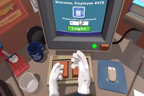 Guide Job Simulator - náhled