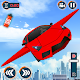 Flying car- Robot Transformation Car Driving APK