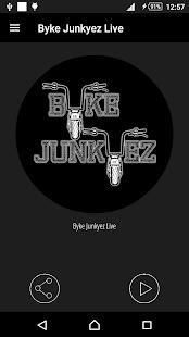 Byke Junkyez Live - náhled