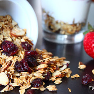 Easy Toss and Bake Granola