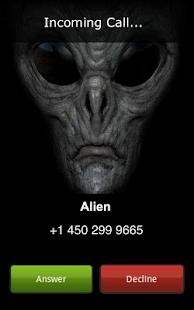 Alien Calling - náhled