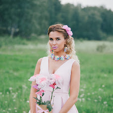 Wedding photographer Elena Babaeva (noyelena). Photo of 24.07.2016