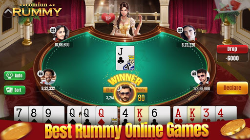 Indian Rummy Comfun-13 Card Rummy Game Online 5.2.20200326 screenshots 8