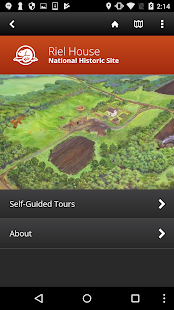 Riel House Guided Tour- screenshot thumbnail