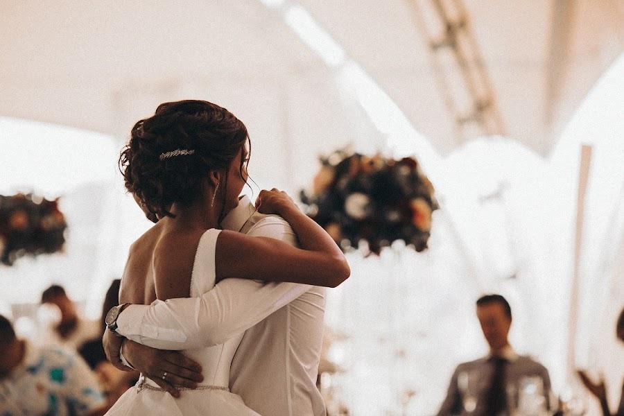 Fotógrafo de casamento Viktoriya Artemova (vikki1803). Foto de 01.03.2019