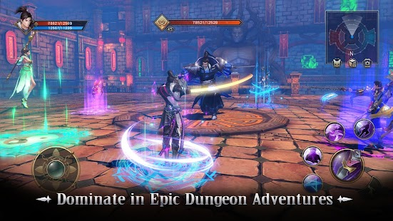 Taichi Panda 3: Dragon Hunter- screenshot thumbnail
