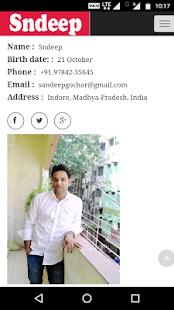 Sandeep Gochar - náhled