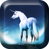 Unicorn Live Wallpaper