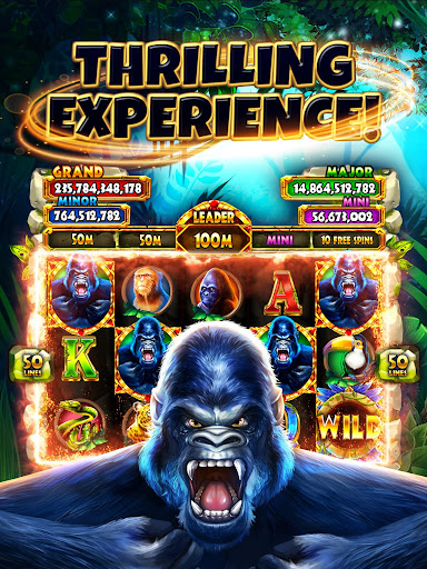 Baba Wild Slots - Slot machines Vegas Casino Games apkmr screenshots 15
