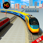 Modern Train Driving Games: Railway Road Transport