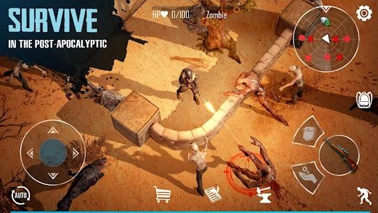 Last Survivor Diaries – Zombie Survival Apk Mod (God Mod+Hit Kill+Free Craft) 6