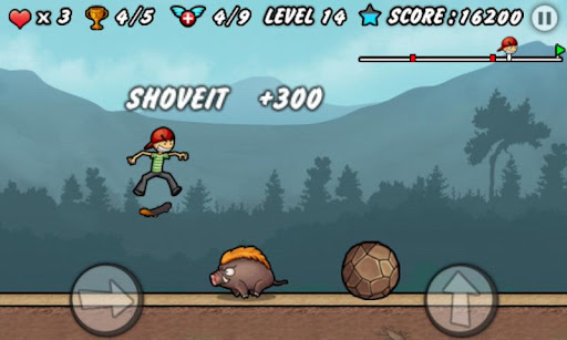 Skater Boy screenshot 3